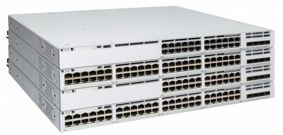 Обзор и настройка коммутатора Cisco Catalyst 9200